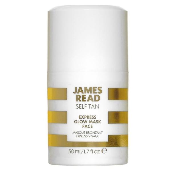 Экспресс Маска для Лица с Эффектом Загара James Read Express Glow Mask Tan Face 50 мл