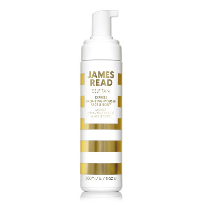 Экспресс Мусс для Лица и Тела с Эффектом Автозагара James Read Self Tan Express Bronzing Mousse Face & Body 200 мл