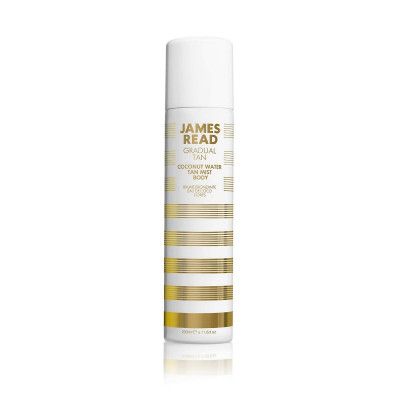 Кокосовая Вода-Спрей с Эффектом Загара James Read Coconut Water Tan Mist Body 200 мл