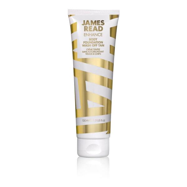 Крем-Корректор с Эффектом Загара James Read Body Foundation Wash Off Tan Face & Body 100 мл