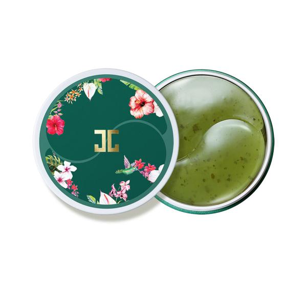 Патчи под Глаза с Зеленым Чаем Jayjun Green Tea Eye Gel Patch 60 шт
