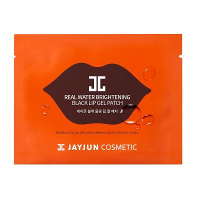 Гелевые Патчи для Губ Jayjun Brightening Black Lip Gel Patch 5 шт
