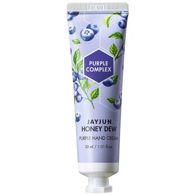 Крем для Рук Jayjun Honey Dew Purple Hand Cream 30 мл