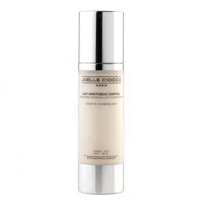 Очищающее Молочко для Лица и Шеи Joëlle Ciocco Sensitive Skin Milk 120 мл