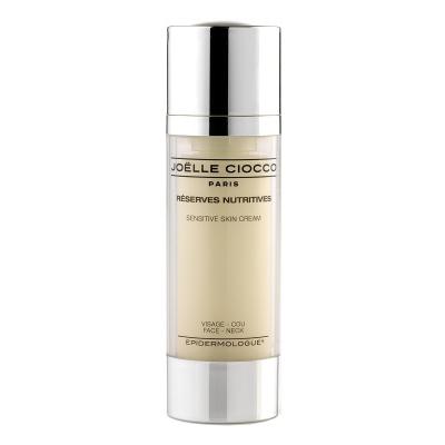 Питательный Крем для Лица и Шеи Joëlle Ciocco Sensitive Skin Cream 30 мл
