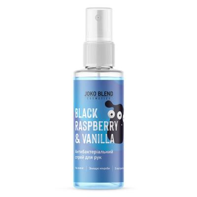 Антибактериальный Спрей для Рук (Антисептик) Joko Blend Black Raspberry & Vanilla 35 мл