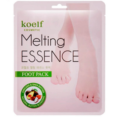 Маска для Ног Koelf Melting Essence Foot Pack 1 шт