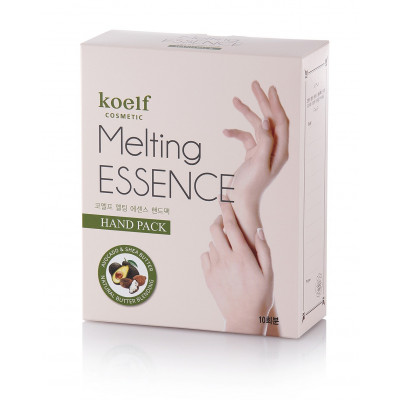 Маска для Рук Koelf Melting Essence Hand Pack 10 шт