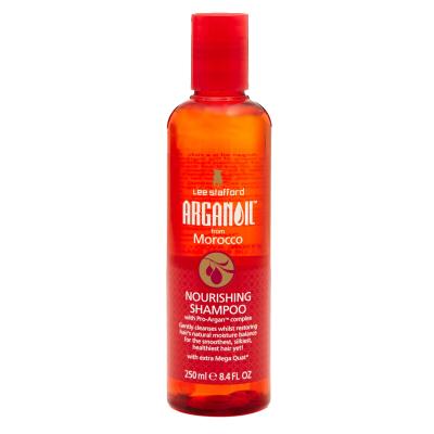 Питательный Шампунь с Аргановым Маслом Lee Stafford Argan Oil Nourishing Shampoo 250 мл