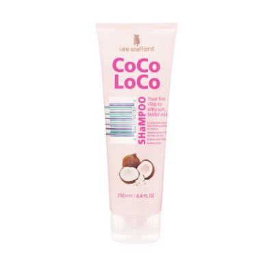 Увлажняющий Шампунь для Волос с Кокосовым Маслом Lee Stafford Coco Loco Shampoo 250 мл