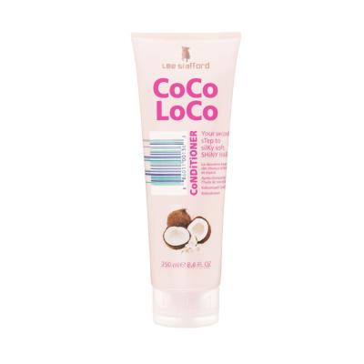 Увлажняющий Кондиционер для Волос с Кокосовым Маслом Lee Stafford Coco Loco Conditioner Straw to Silk 250 мл