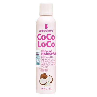 Фиксирующий Спрей для Волос с Кокосовым Маслом Lee Stafford Coco Loco Coconut Hairspray 250 мл
