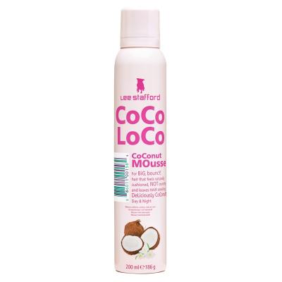 Фиксирующий Мусс для Волос Lee Stafford Coco Loco Coconut Mousse 200 мл