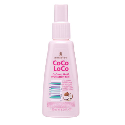 Защитный Спрей для Волос Lee Stafford Coco Loco Coconut Heat Protection Mist 150 мл