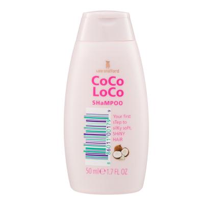 Увлажняющий Мини-Шампунь для Волос с Кокосовым Маслом Lee Stafford Coco Loco Mini-Shampoo 50 мл