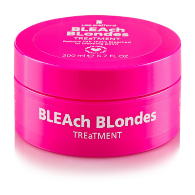 Маска для Волос Lee Stafford Bleach Blondes Colour Treatment 100 мл