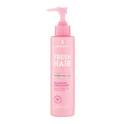 Балансирующий Кондиционер с Розовой Глиной Lee Stafford Fresh Hair Balancing Conditioner 200 мл