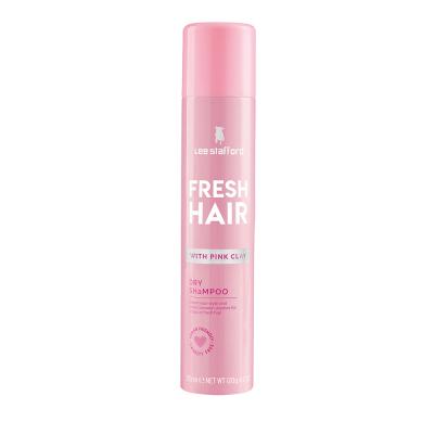 Сухой Шампунь с Розовой Глиной Lee Stafford Fresh Hair Dry Shampoo 200 мл
