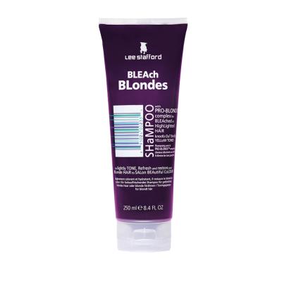 Шампунь для Осветленных Волос Lee Stafford Bleach Blondes Shampoo 250 мл