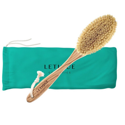 Щётка для Сухого Массажа Letique Dry Massage Brush