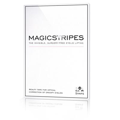Полоски для Лифтинга и Подтяжки Век Средние Magicstripes Eyelid Lifting Medium 64 шт