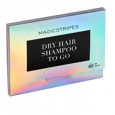 Сухой Шампунь Magicstripes Dry Hair Shampoo To Go 50 шт