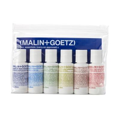 Дорожный Набор для Тела и Лица MALIN+GOETZ Essential Kit
