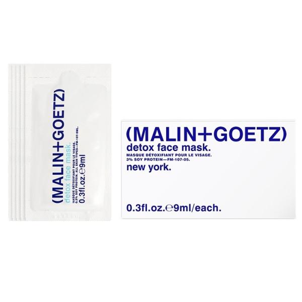 Детокс Маска для Лица MALIN+GOETZ Travel Mask 9 мл