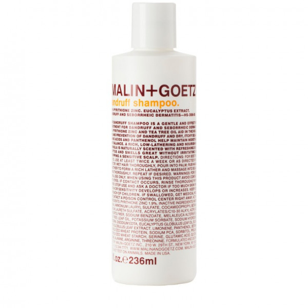 Шампунь MALIN+GOETZ dandruff shampoo 236 мл