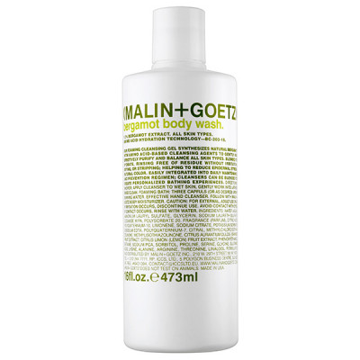 Гель для Душа «Бергамот» MALIN+GOETZ bergamot body wash 473 мл