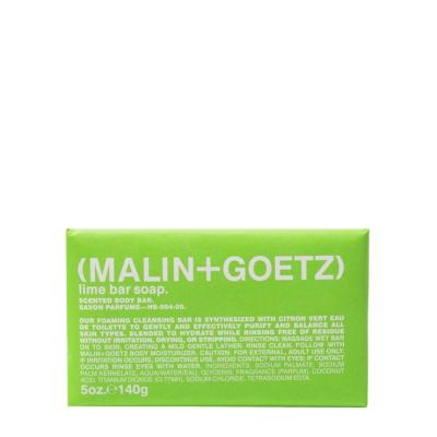 Мыло для Рук с Ароматом Лайма MALIN+GOETZ lime bar soap 140 г