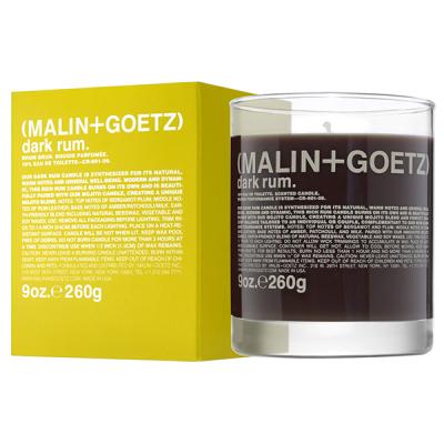 Свеча Ароматизированная Dark Rum MALIN+GOETZ dark rum candle 260 г