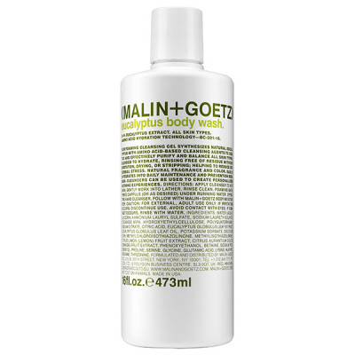 Гель для Душа «Эвкалипт» MALIN+GOETZ eucalyptus body wash 473 мл