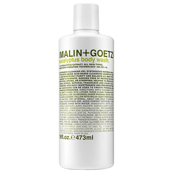 Гель для Душа «Эвкалипт» MALIN+GOETZ eucalyptus body wash 473 мл
