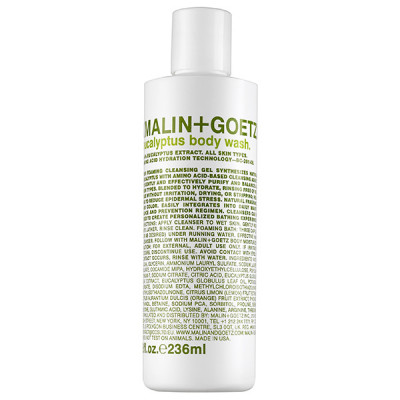 Гель для Душа «Эвкалипт» MALIN+GOETZ eucalyptus body wash 236 мл