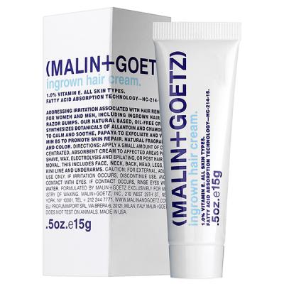 Крем для Лица и Тела Против Вросших Волос MALIN+GOETZ ingrown hair cream 15 мл