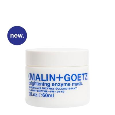 Энзимная Очищающая Маска для Сияния Кожи MALIN+GOETZ brightening enzyme mask 60 мл
