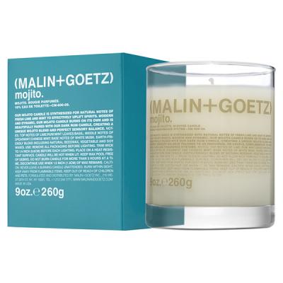 Свеча Ароматизированная «Мохито» MALIN+GOETZ mojito candle 260 г