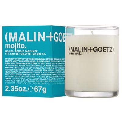 Свеча Ароматизированная «Мохито» MALIN+GOETZ mojito votive 67 г