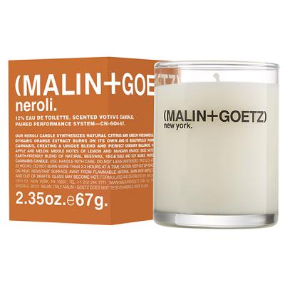 Свеча Ароматизированная Neroli MALIN+GOETZ neroli votive 67 г