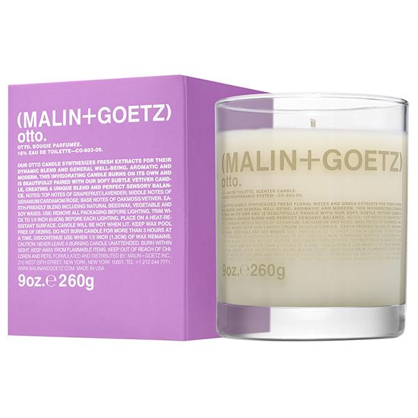 Свеча Ароматизированная Otto MALIN+GOETZ Otto candle 260 г
