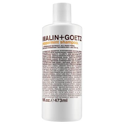 Шампунь для Волос «Мята» MALIN+GOETZ peppermint shampoo 473 мл