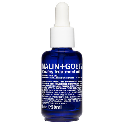 Масло для Лица Восстанавливающее MALIN+GOETZ recovery treatment oil 30 мл