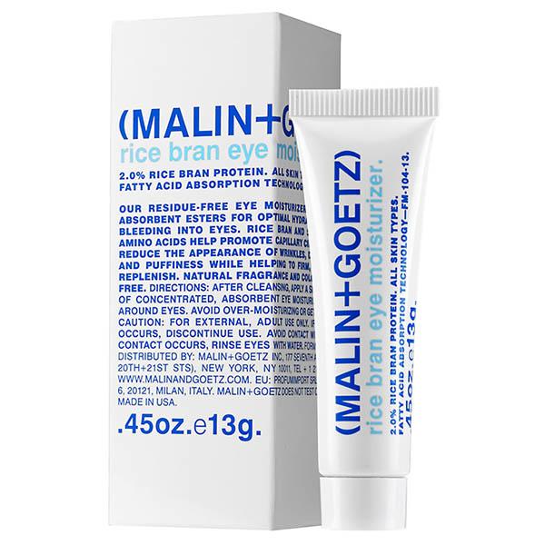Крем для Контура Глаз MALIN+GOETZ rice bran eye moisturizer 13 г