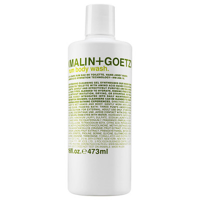 Гель для Душа «Ром» MALIN+GOETZ rum body wash 473 мл