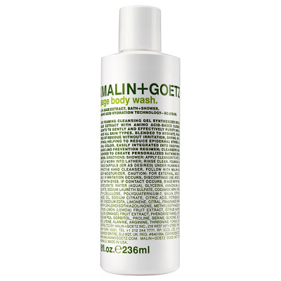 Гель для Душа «Шалфей» MALIN+GOETZ sage body wash 236 мл