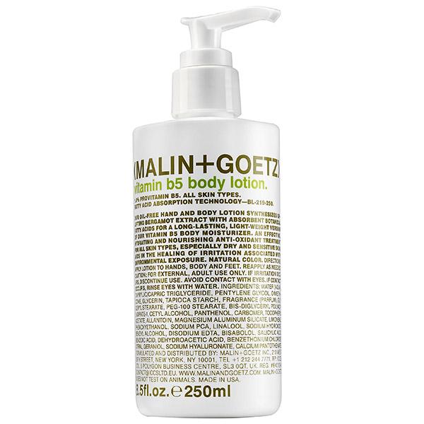 Увлажняющий Лосьон Для Тела с Витамином В5MALIN+GOETZ vitamin b5 body lotion 250 мл