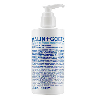 Крем для Лица Увлажняющий с Витамином E MALIN+GOETZ vitamin e face moisturizer 250 мл