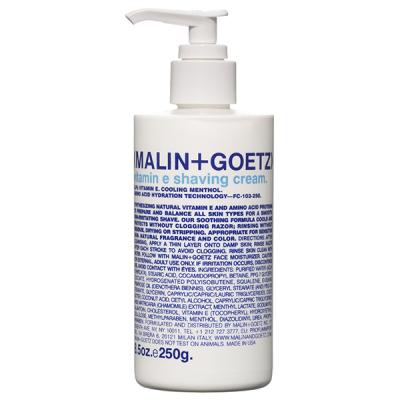 Крем для Бритья с Витамином Е MALIN+GOETZ vitamin e shaving cream 250 мл