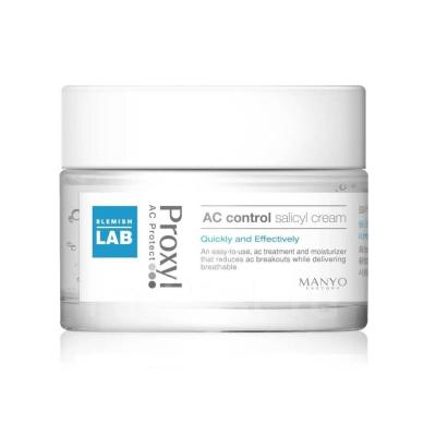 Крем с Салициловой Кислотой для Проблемной Кожи Manyo Factory Blemish Lab AC Control Salicyl Cream 50 мл